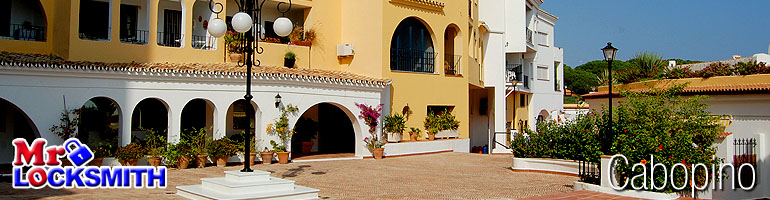 English Locksmith Cabopino, Costa del Sol