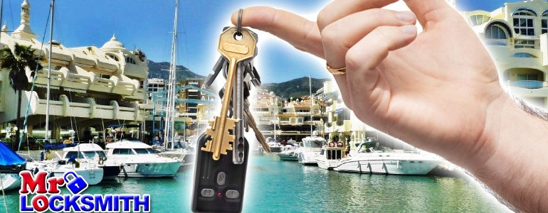 Mr Locksmith - Your 24 Hour Locksmith in Benalmádena